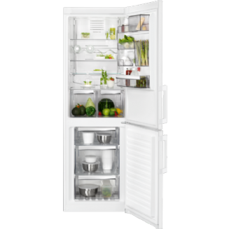 AEG Frost Free Freestanding Fridge Freezer 184.5 cm A++ RCB53324VW